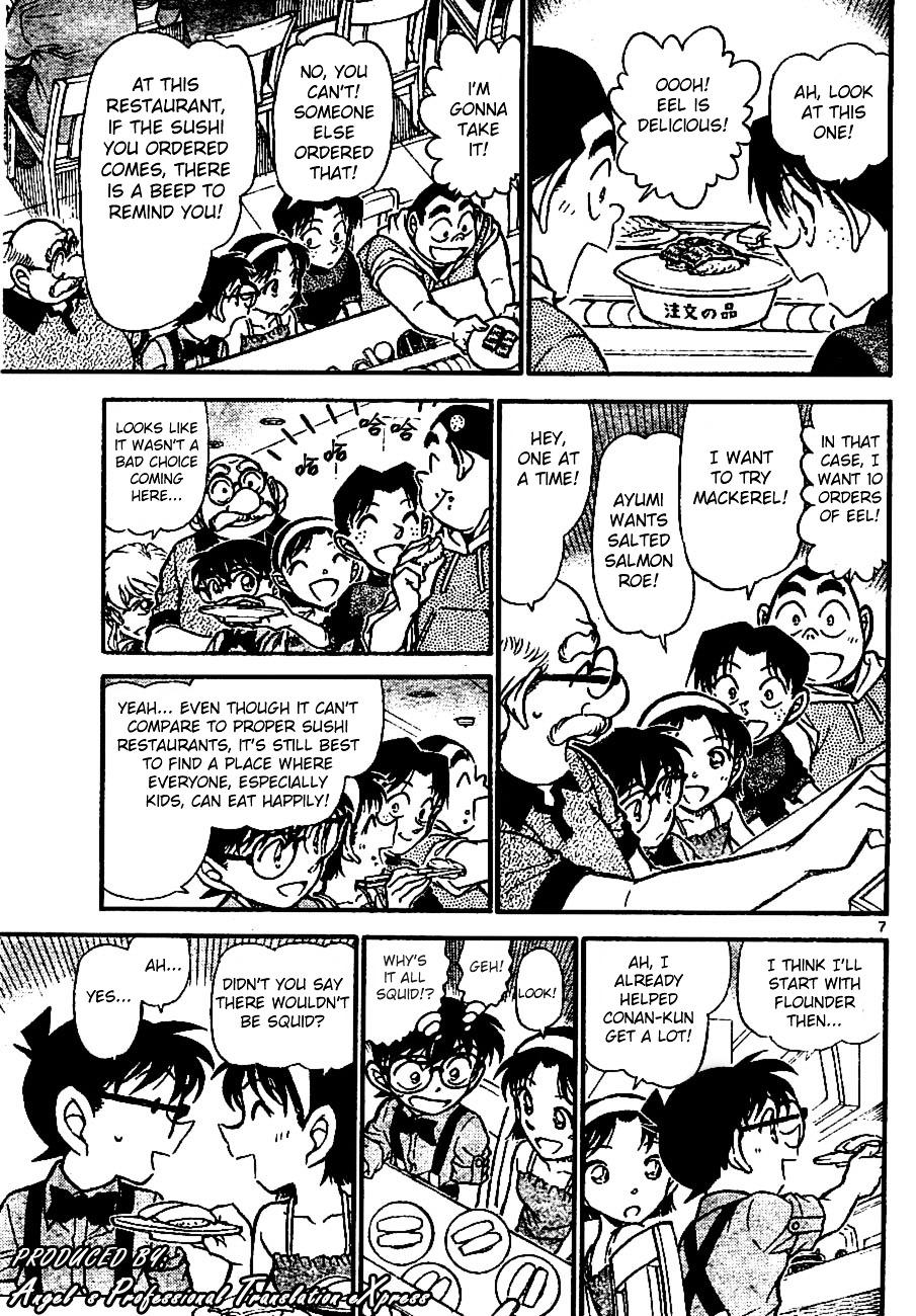 Detective Conan Chapter 655  Online Free Manga Read Image 7