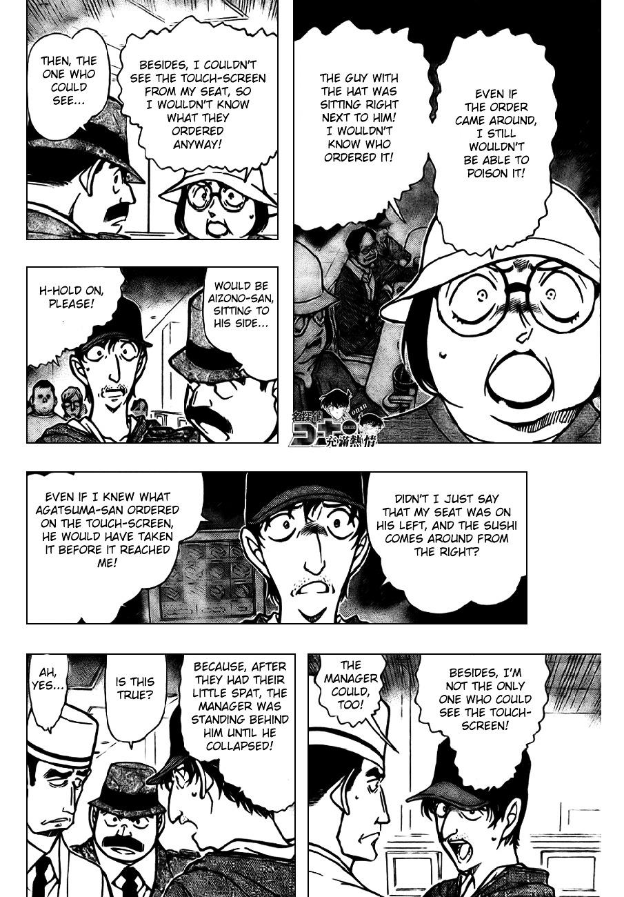 Detective Conan Chapter 656  Online Free Manga Read Image 11