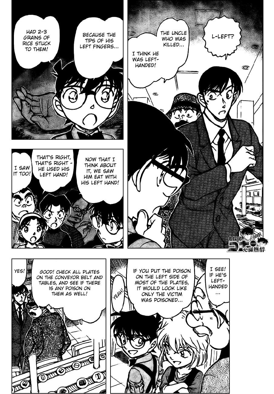 Detective Conan Chapter 656  Online Free Manga Read Image 13