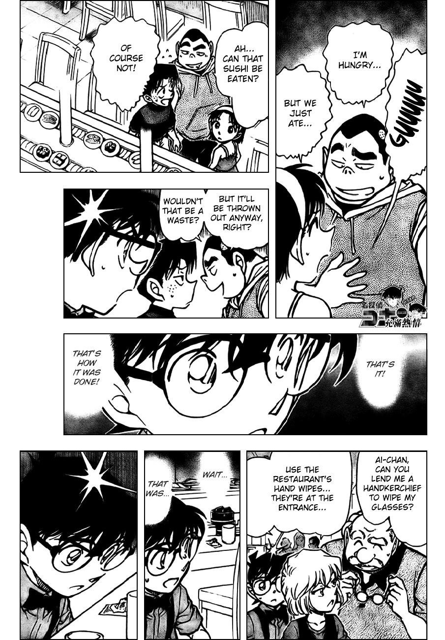Detective Conan Chapter 656  Online Free Manga Read Image 16