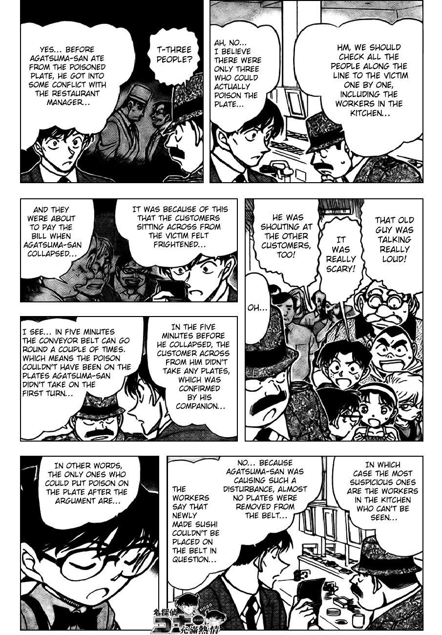 Detective Conan Chapter 656  Online Free Manga Read Image 4