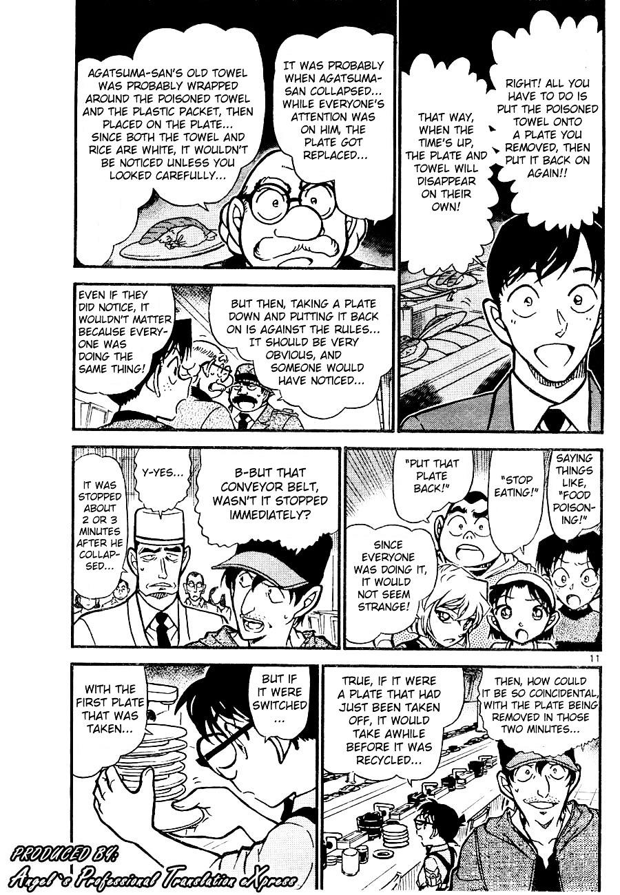 Detective Conan Chapter 657  Online Free Manga Read Image 11