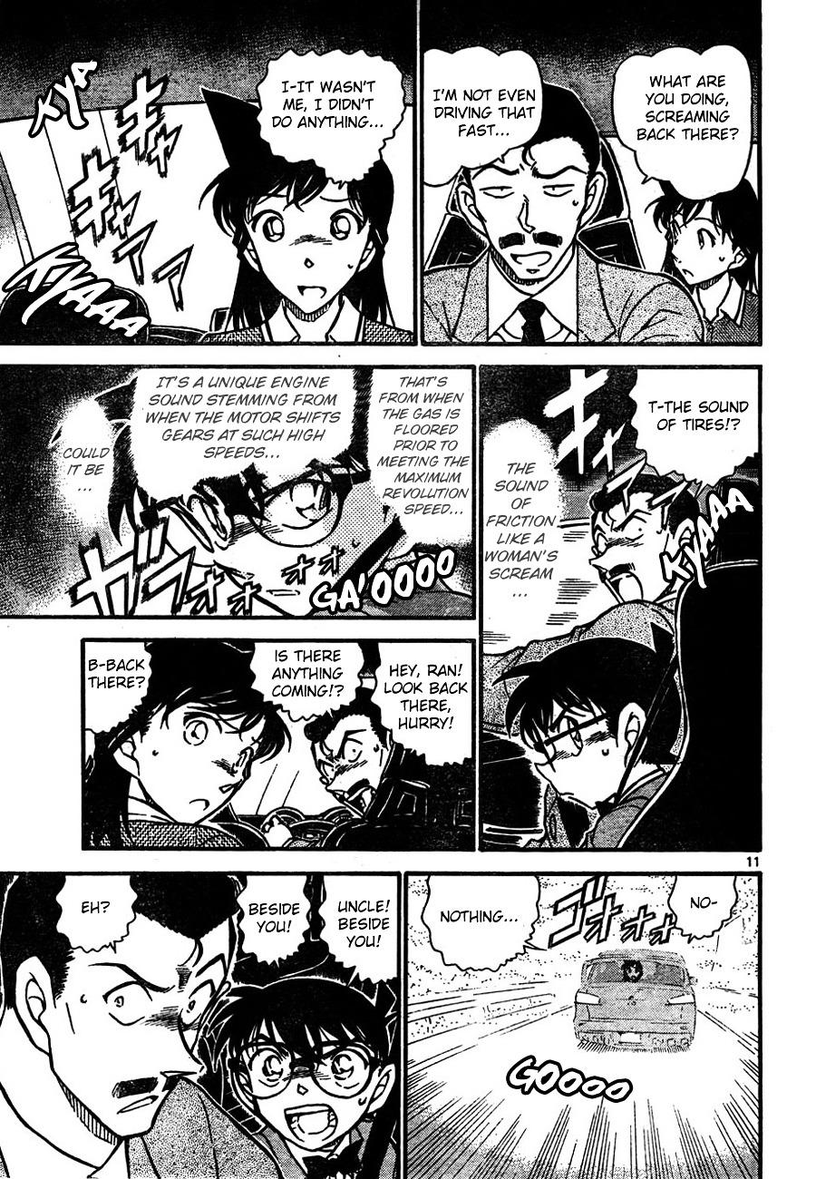 Detective Conan Chapter 661  Online Free Manga Read Image 11