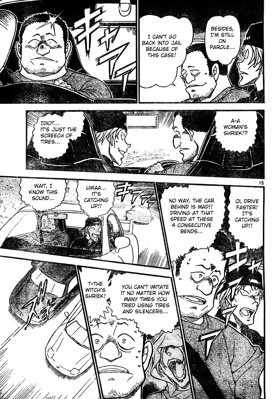 Detective Conan Chapter 663  Online Free Manga Read Image 15