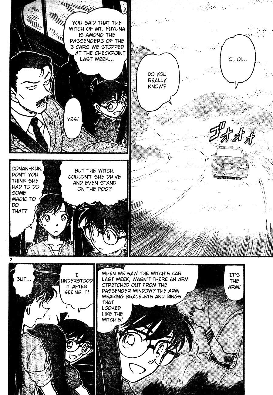 Detective Conan Chapter 663  Online Free Manga Read Image 2