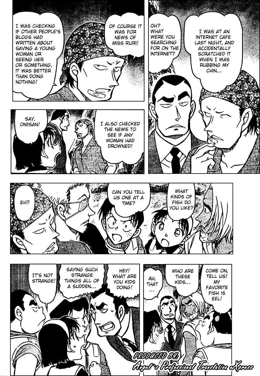 Detective Conan Chapter 665  Online Free Manga Read Image 12