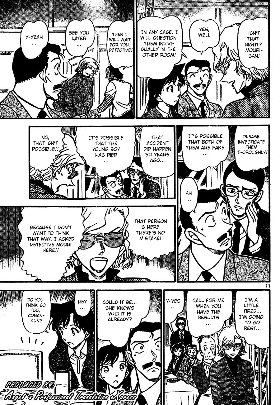 Detective Conan Chapter 667  Online Free Manga Read Image 11