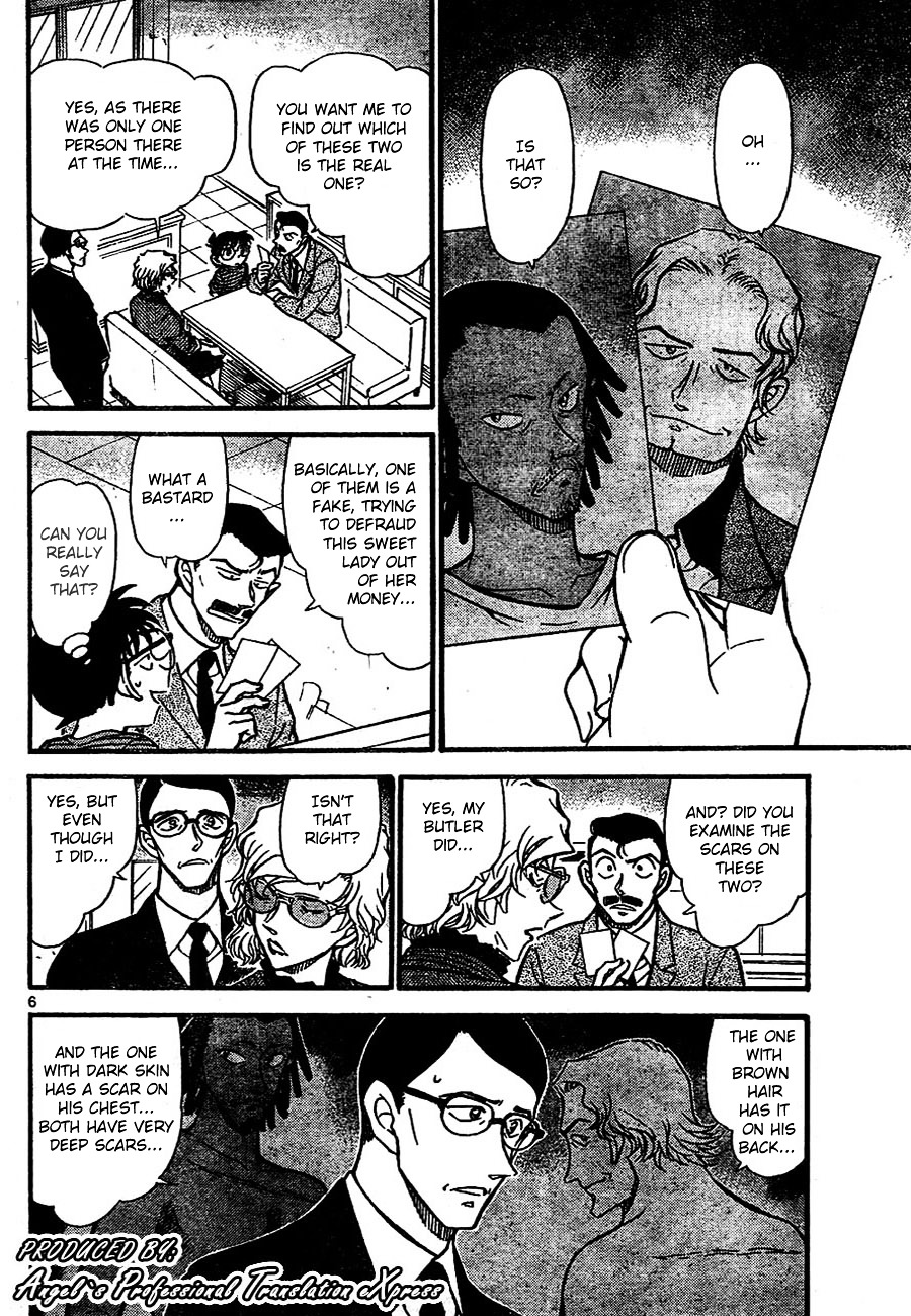 Detective Conan Chapter 667  Online Free Manga Read Image 6