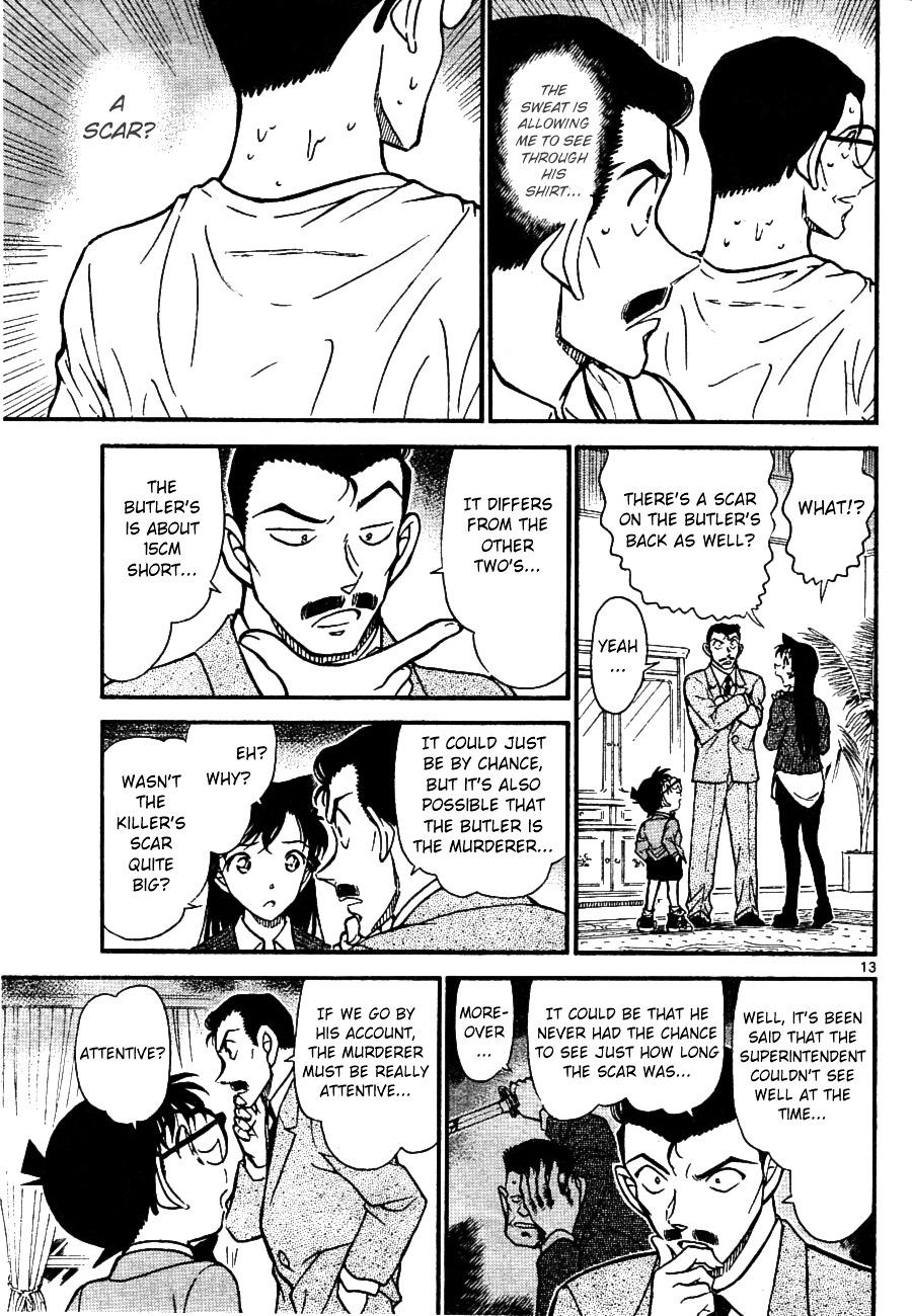 Detective Conan Chapter 668  Online Free Manga Read Image 13