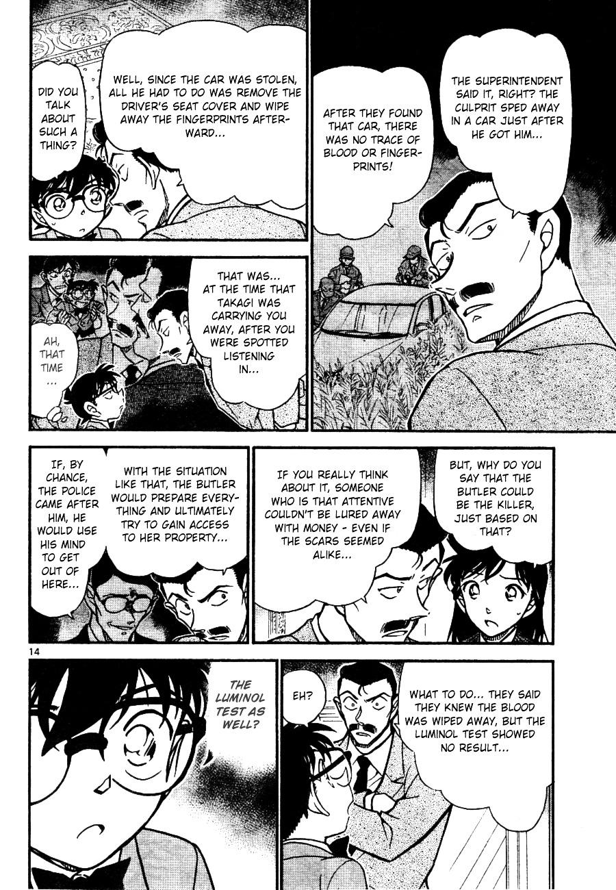 Detective Conan Chapter 668  Online Free Manga Read Image 14