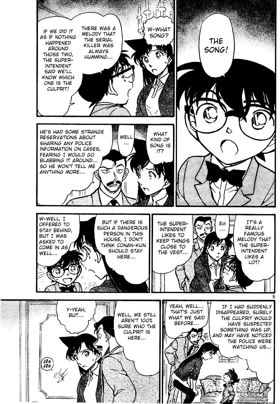 Detective Conan Chapter 668  Online Free Manga Read Image 5