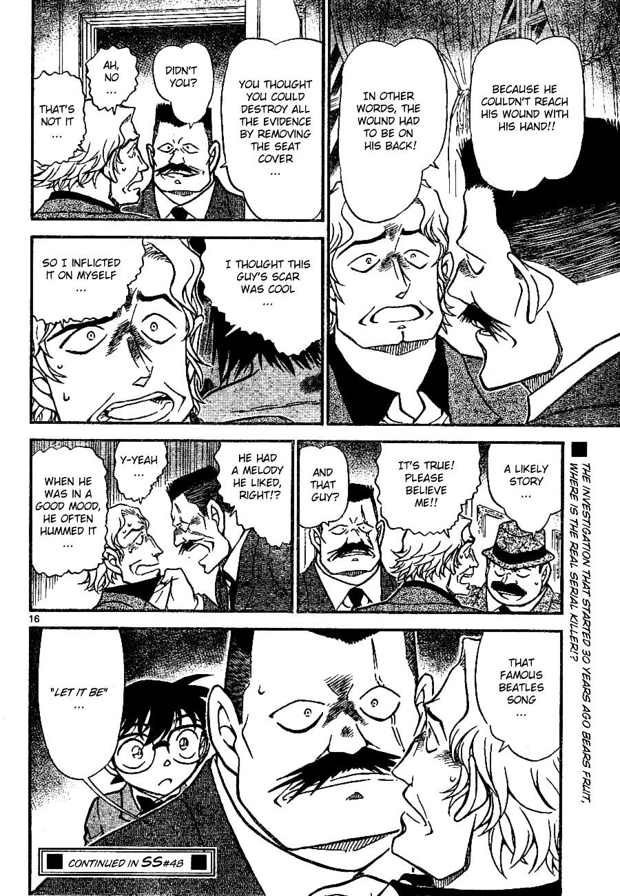 Detective Conan Chapter 669  Online Free Manga Read Image 16