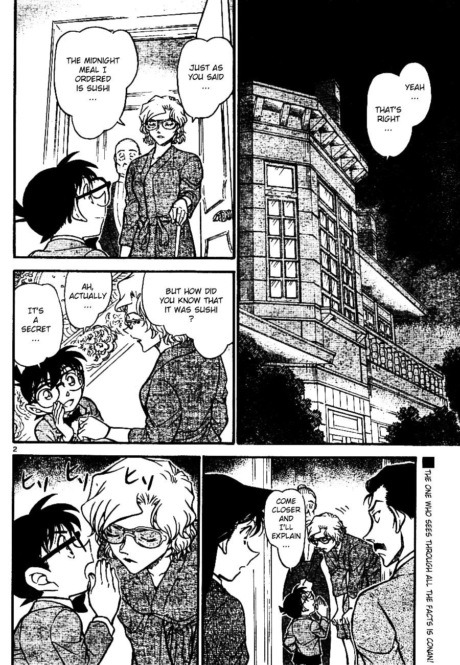 Detective Conan Chapter 669  Online Free Manga Read Image 2