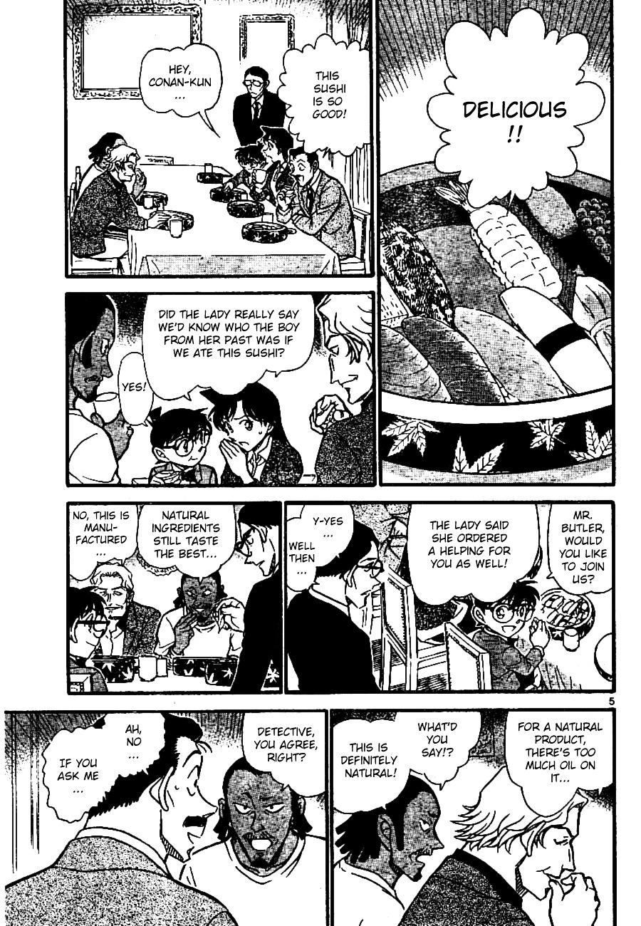 Detective Conan Chapter 669  Online Free Manga Read Image 5