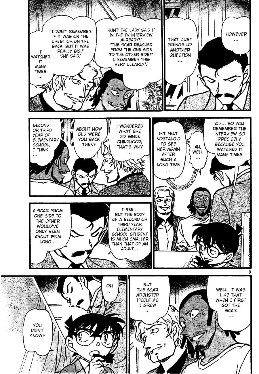 Detective Conan Chapter 669  Online Free Manga Read Image 9
