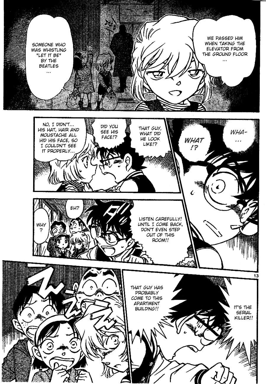 Detective Conan Chapter 670  Online Free Manga Read Image 13