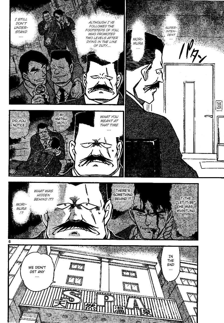 Detective Conan Chapter 670  Online Free Manga Read Image 6