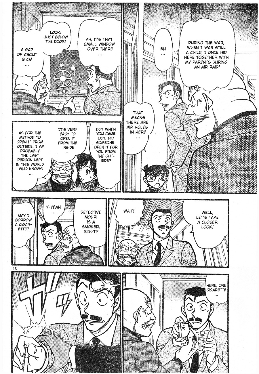 Detective Conan Chapter 674  Online Free Manga Read Image 10