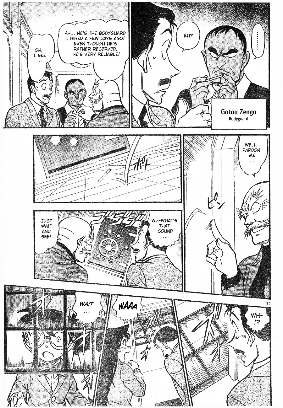 Detective Conan Chapter 674  Online Free Manga Read Image 11