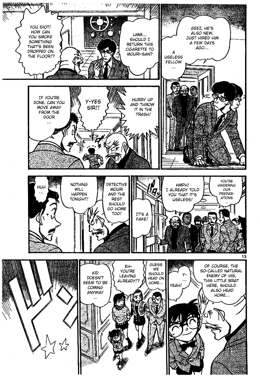 Detective Conan Chapter 674  Online Free Manga Read Image 13