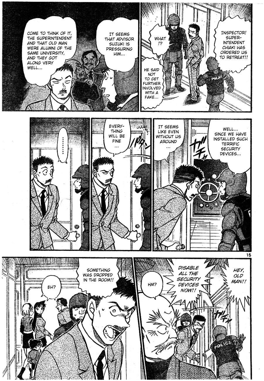 Detective Conan Chapter 674  Online Free Manga Read Image 15