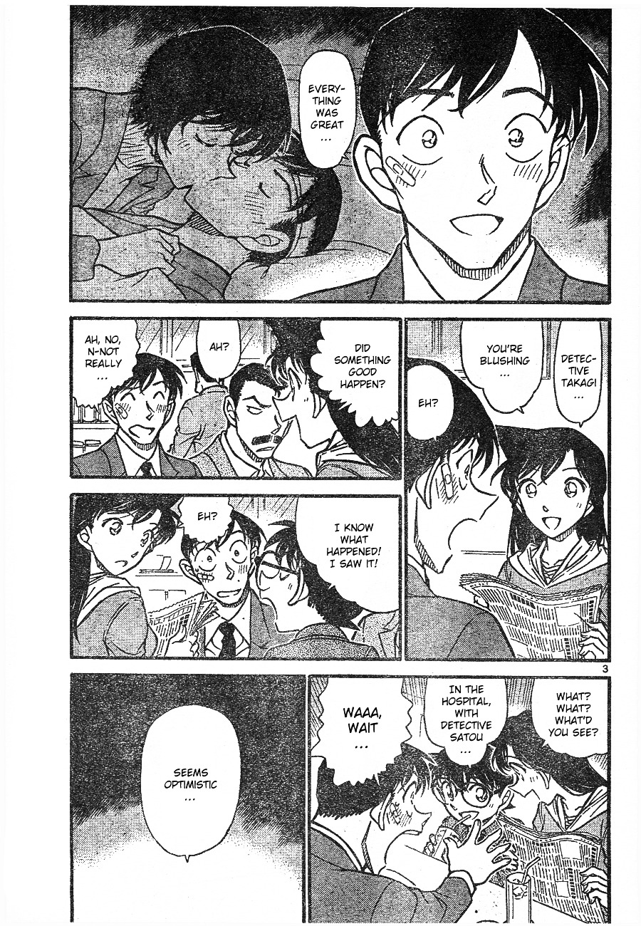 Detective Conan Chapter 674  Online Free Manga Read Image 3