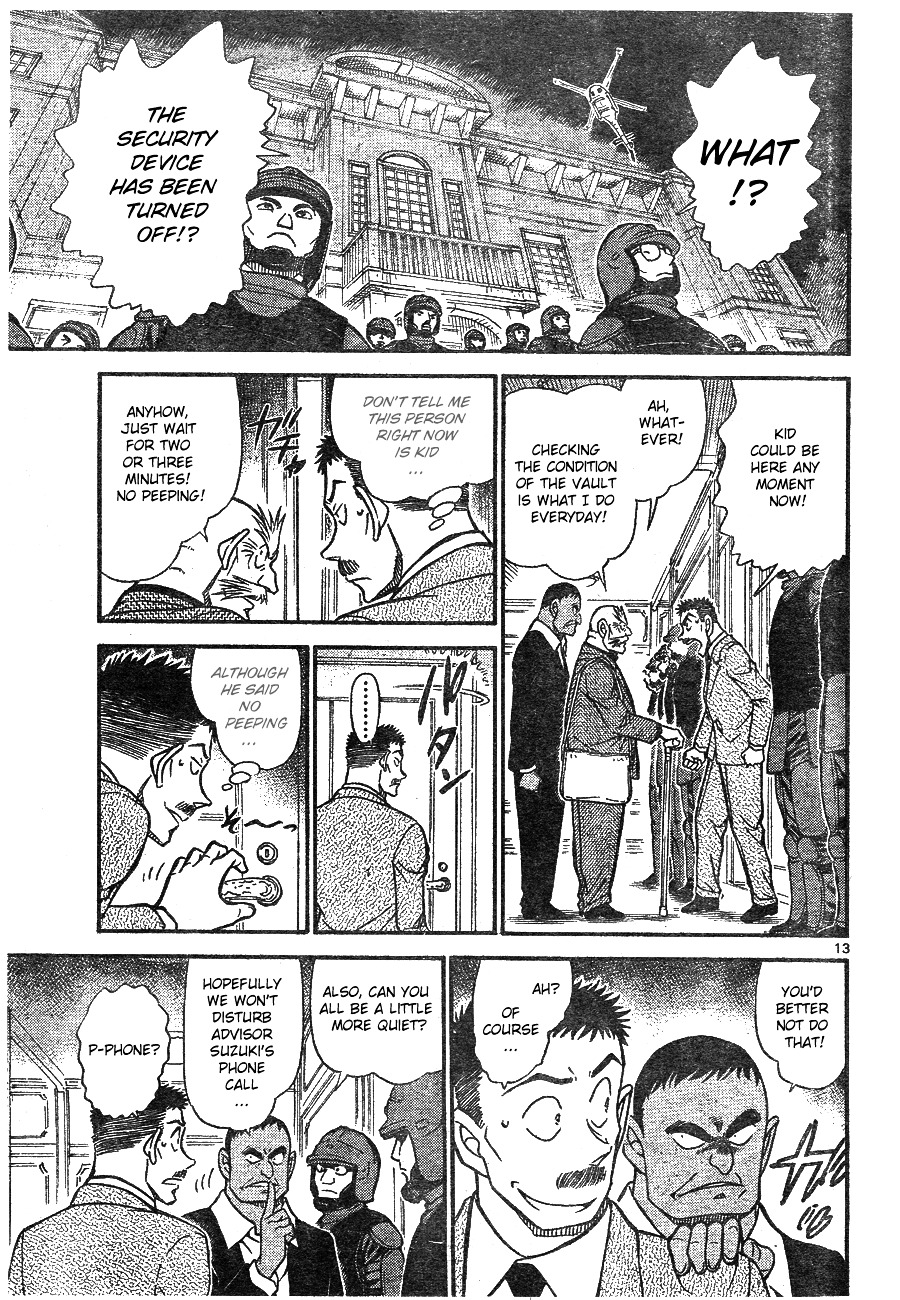 Detective Conan Chapter 675  Online Free Manga Read Image 13