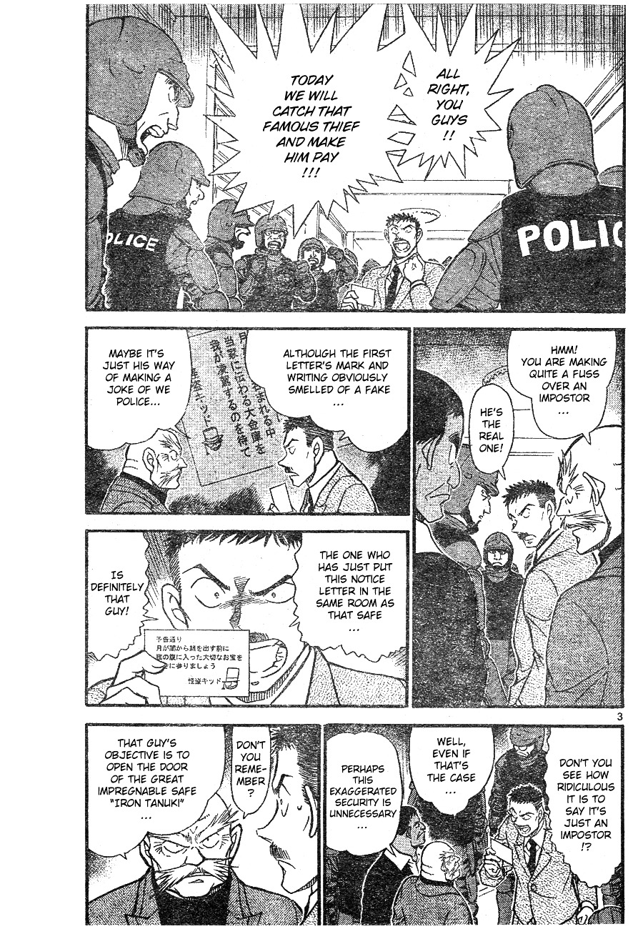 Detective Conan Chapter 675  Online Free Manga Read Image 3