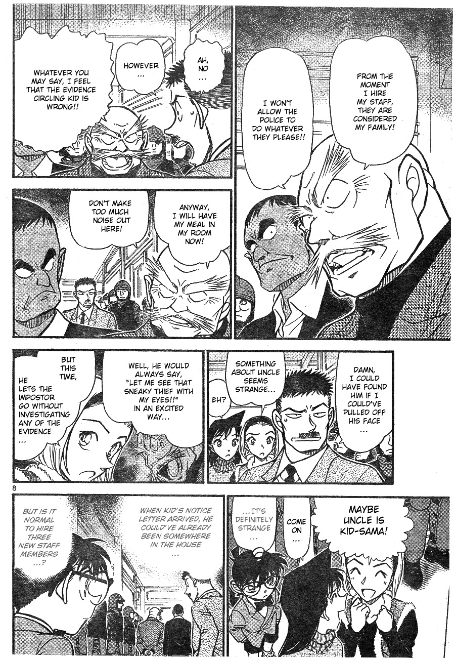 Detective Conan Chapter 675  Online Free Manga Read Image 8
