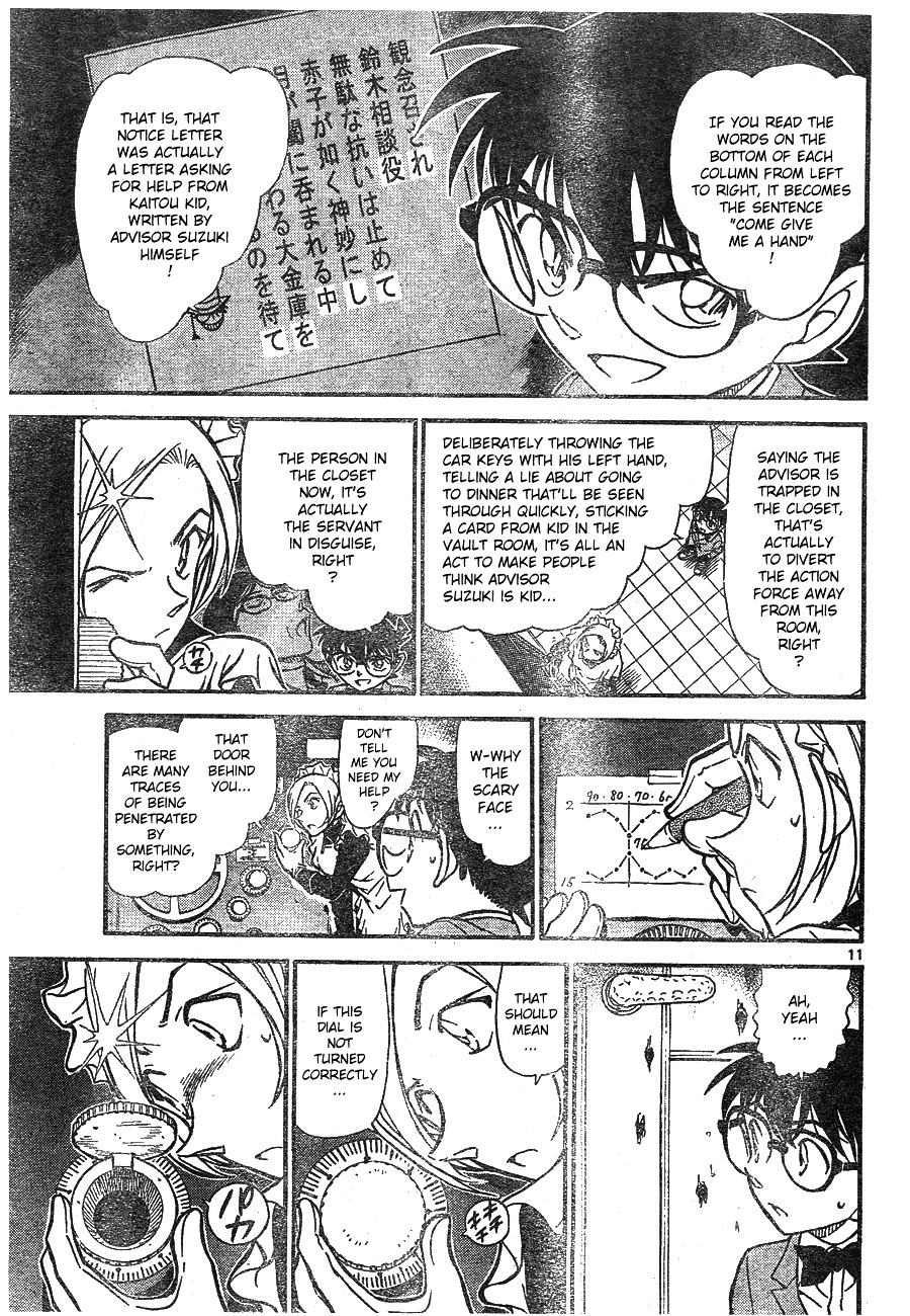Detective Conan Chapter 676  Online Free Manga Read Image 11