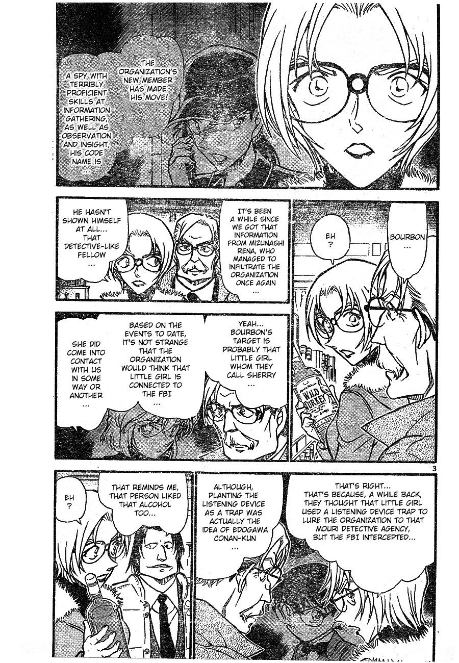 Detective Conan Chapter 677  Online Free Manga Read Image 2
