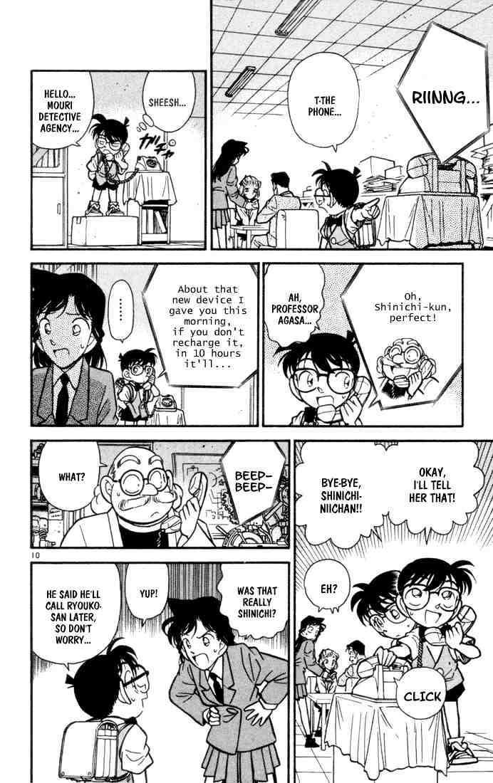 Detective Conan Chapter 68  Online Free Manga Read Image 10