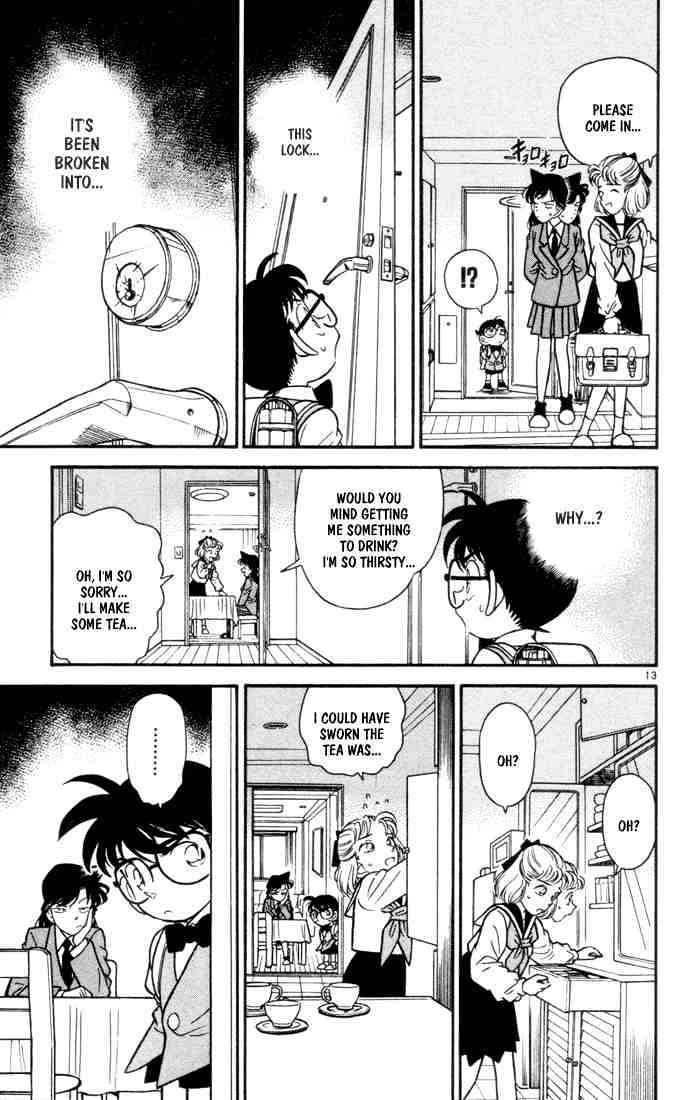 Detective Conan Chapter 68  Online Free Manga Read Image 13
