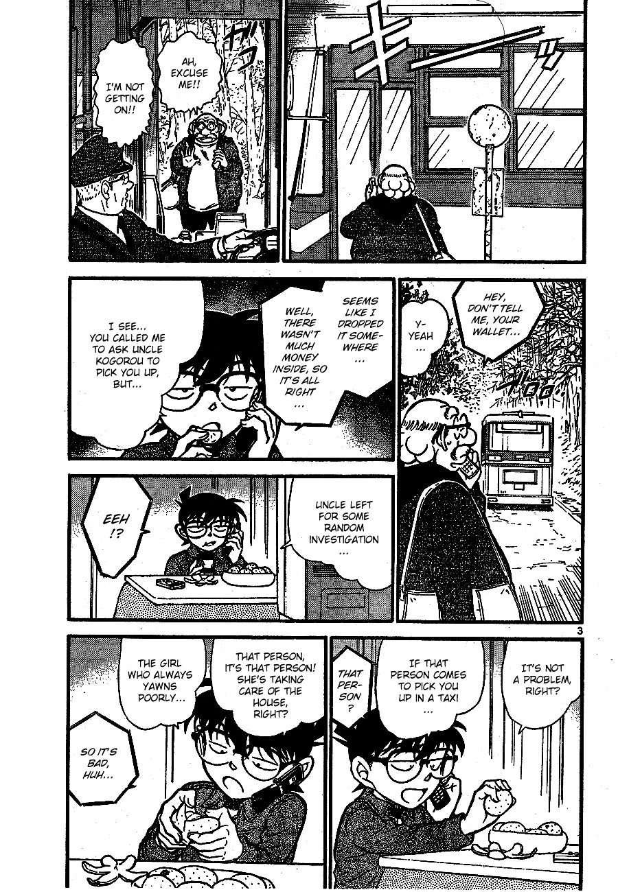Detective Conan Chapter 680  Online Free Manga Read Image 3