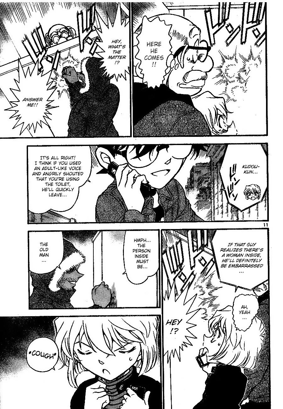 Detective Conan Chapter 681  Online Free Manga Read Image 11