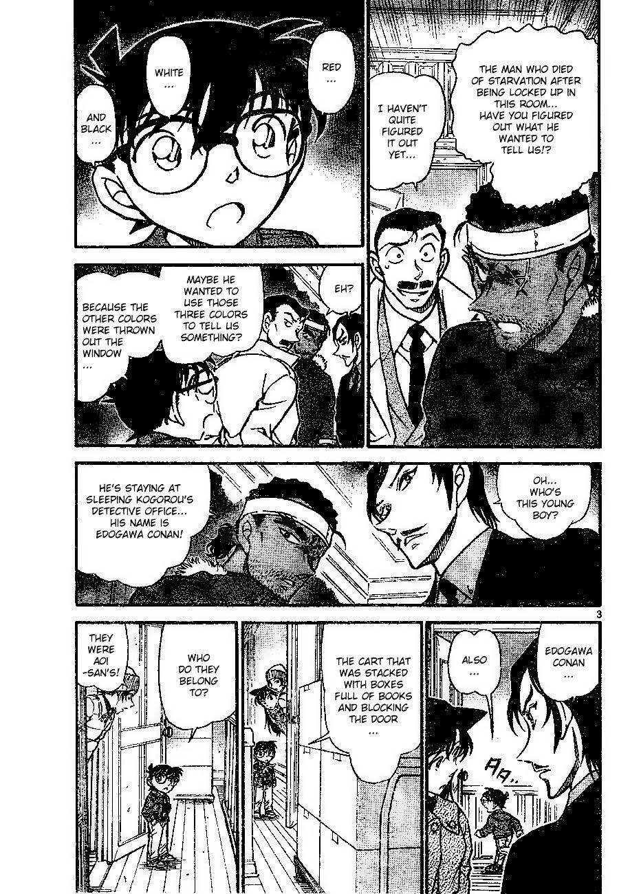 Detective Conan Chapter 683  Online Free Manga Read Image 3