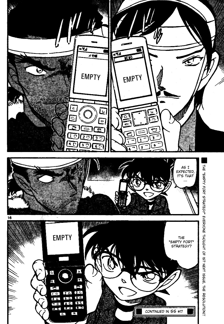 Detective Conan Chapter 685  Online Free Manga Read Image 16