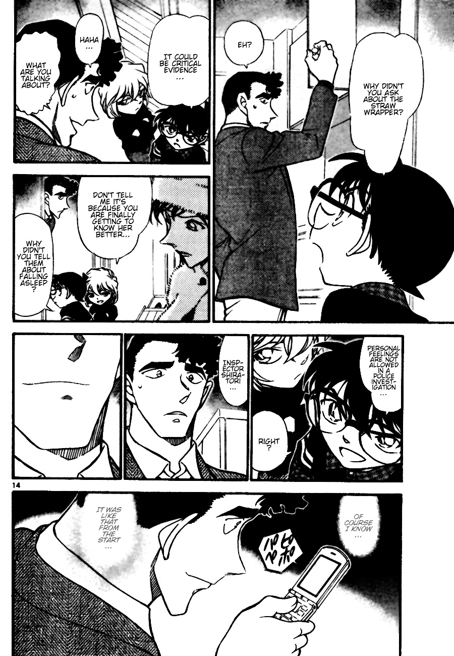 Detective Conan Chapter 688  Online Free Manga Read Image 14