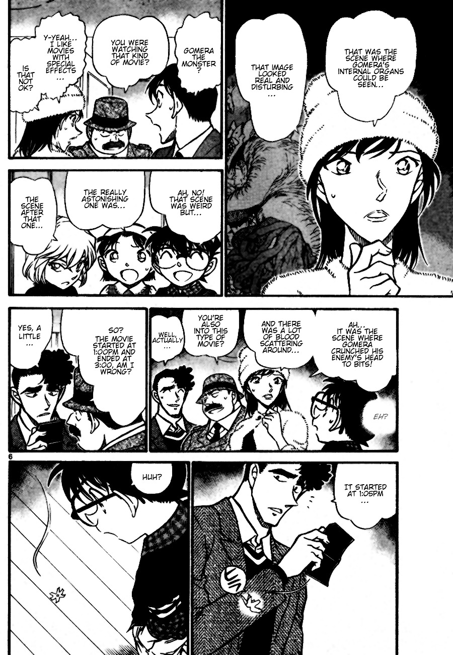 Detective Conan Chapter 688  Online Free Manga Read Image 6