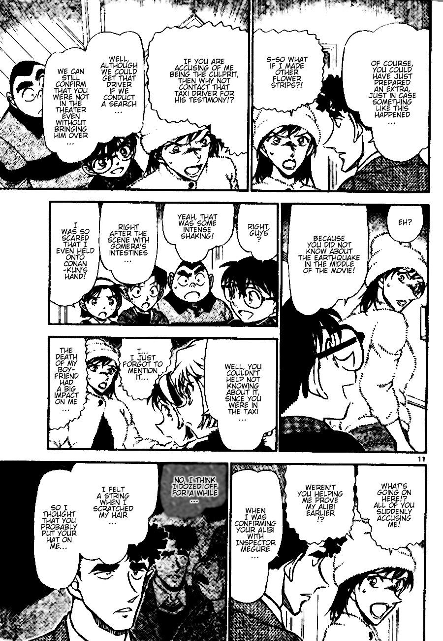 Detective Conan Chapter 689  Online Free Manga Read Image 11