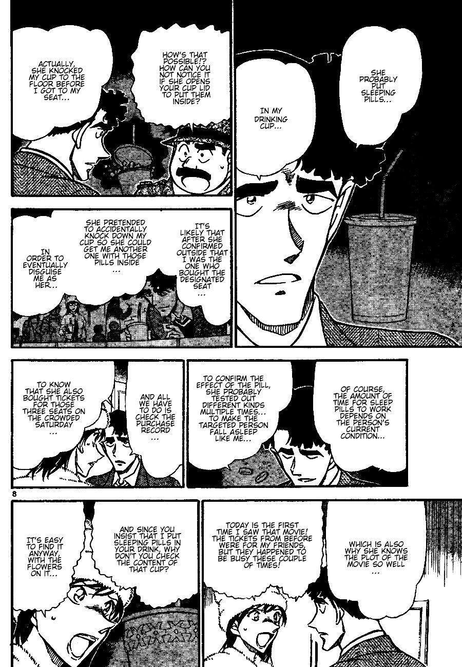 Detective Conan Chapter 689  Online Free Manga Read Image 8