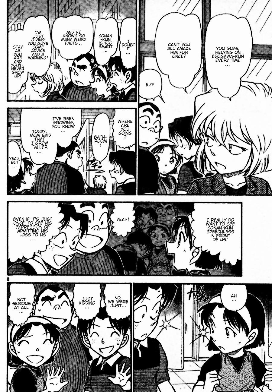 Detective Conan Chapter 690  Online Free Manga Read Image 8