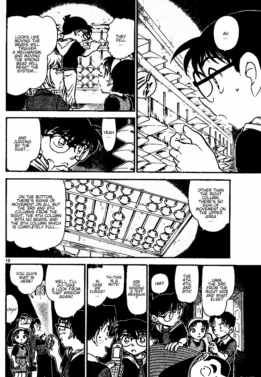 Detective Conan Chapter 691  Online Free Manga Read Image 10