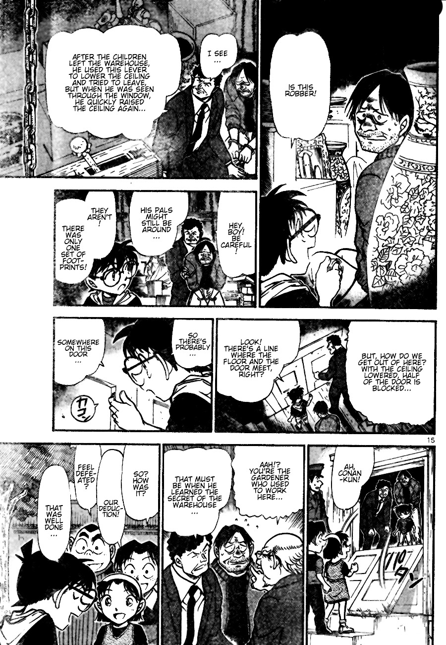 Detective Conan Chapter 692  Online Free Manga Read Image 15