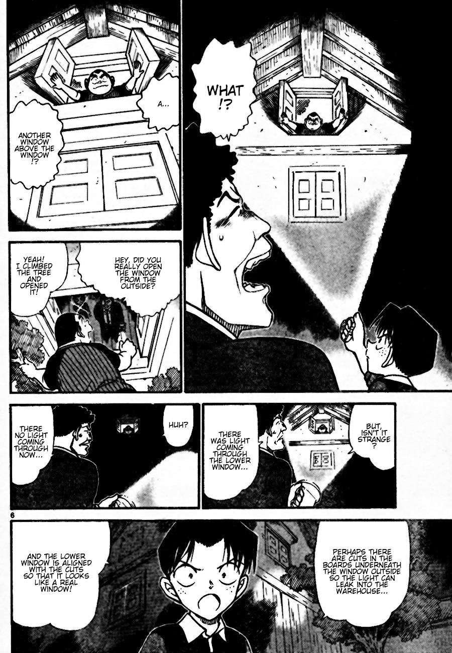 Detective Conan Chapter 692  Online Free Manga Read Image 6