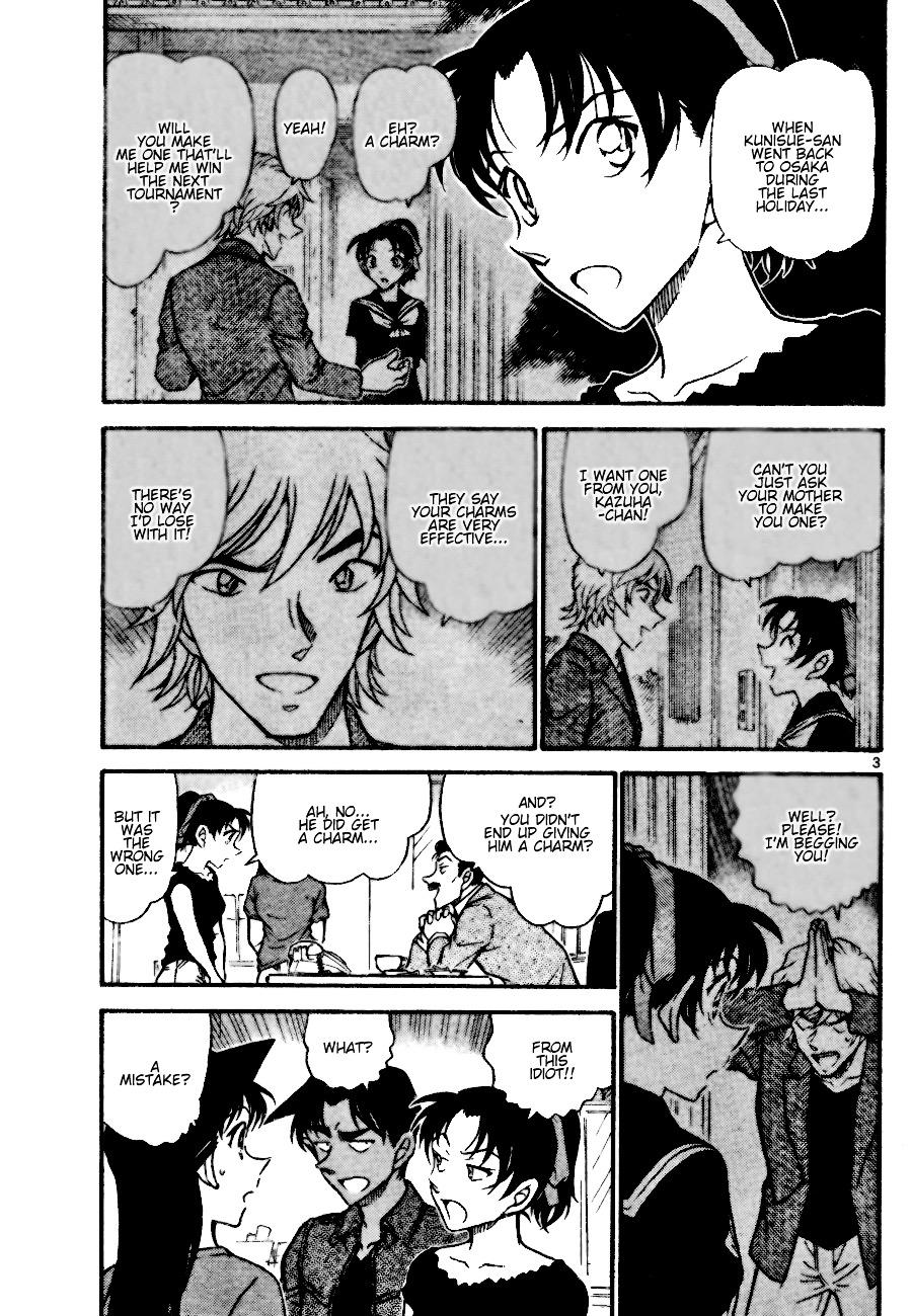 Detective Conan Chapter 693  Online Free Manga Read Image 3
