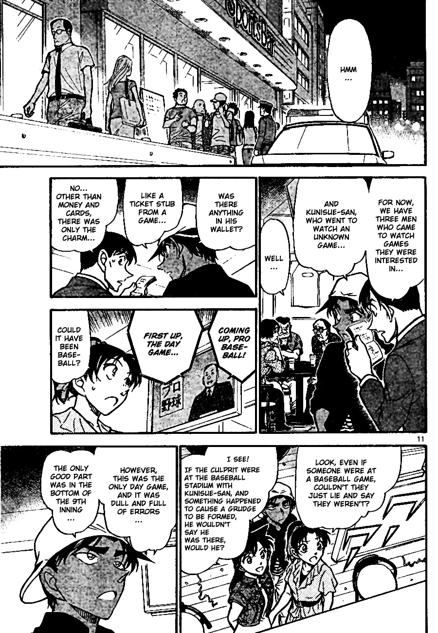 Detective Conan Chapter 694  Online Free Manga Read Image 11