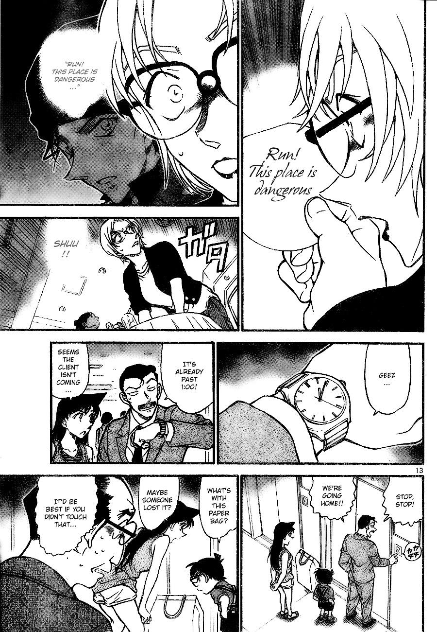 Detective Conan Chapter 700  Online Free Manga Read Image 13