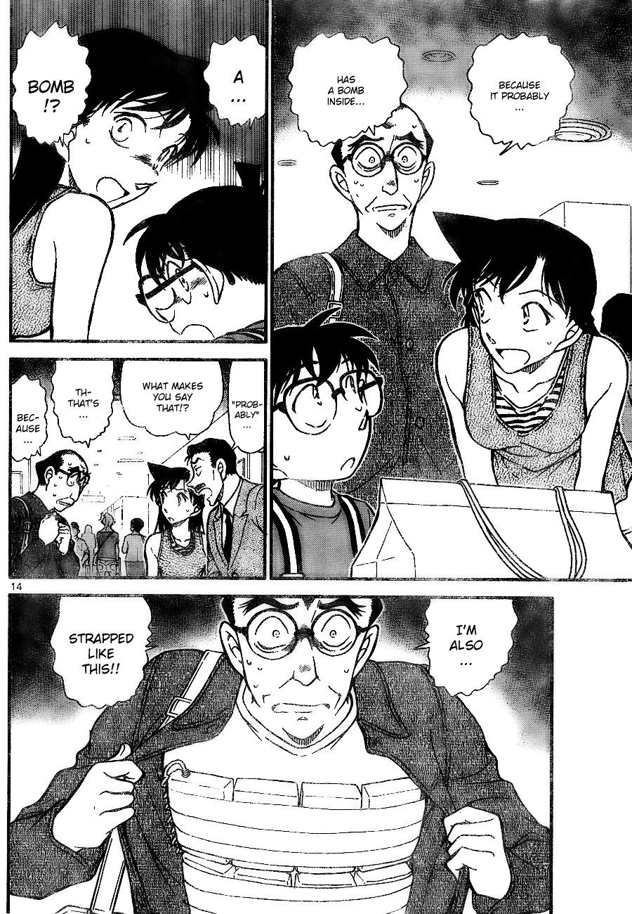 Detective Conan Chapter 700  Online Free Manga Read Image 14