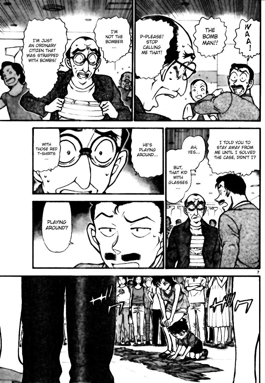 Detective Conan Chapter 702  Online Free Manga Read Image 7